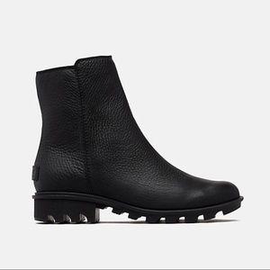 Sorel Phoenix Zip Up Boots Waterproof Size 7